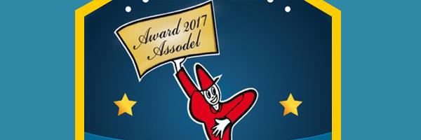 Assodel Award 2017 - Premio al best manufacturer