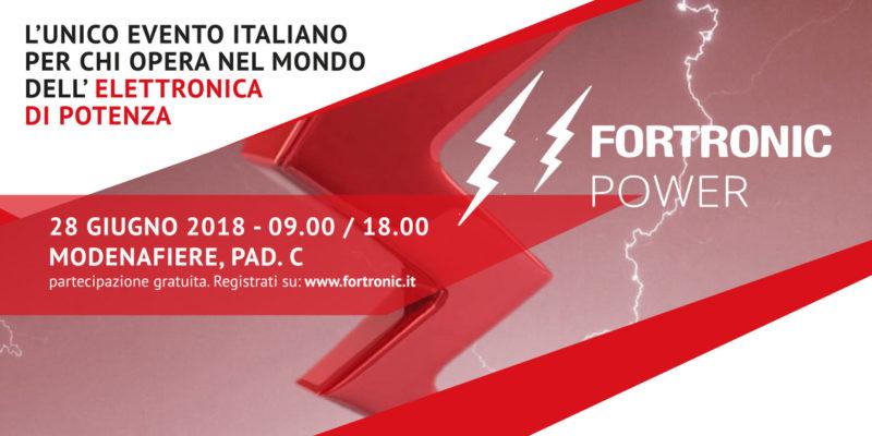 Il 27 e 28 Giugno, Fortronic, il forum verticale sull'innovazione tecnologica promosso da Assodel, sbarca a Modena Fiere