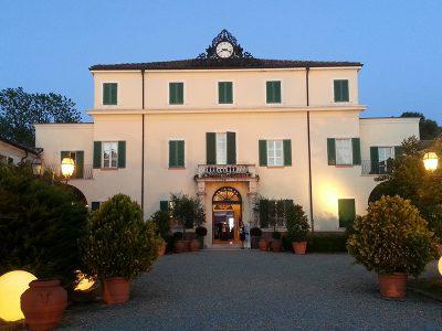 Villa Cesi, Via Provinciale Ovest, 145, 41015 Nonantola – Modena