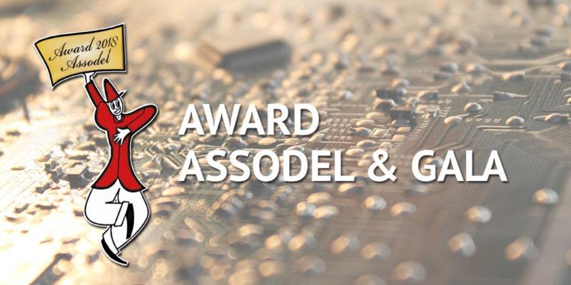 Award assodel & Gala
