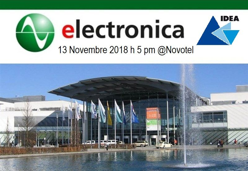 Incontro_IDEA_Electronica_2018_Munich