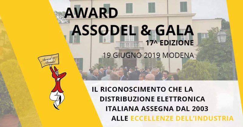 Gala Assodel 2019
