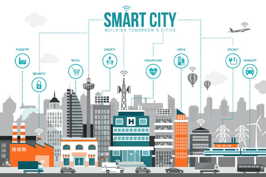 Smart city e IoT per la componentistica elettronica