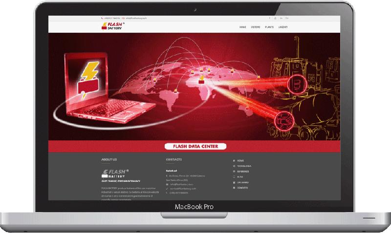 Data center Flash battery