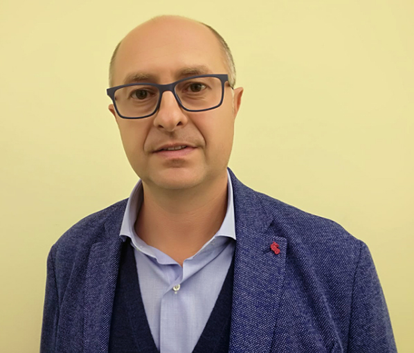 primo piano di Maurizio Maitti