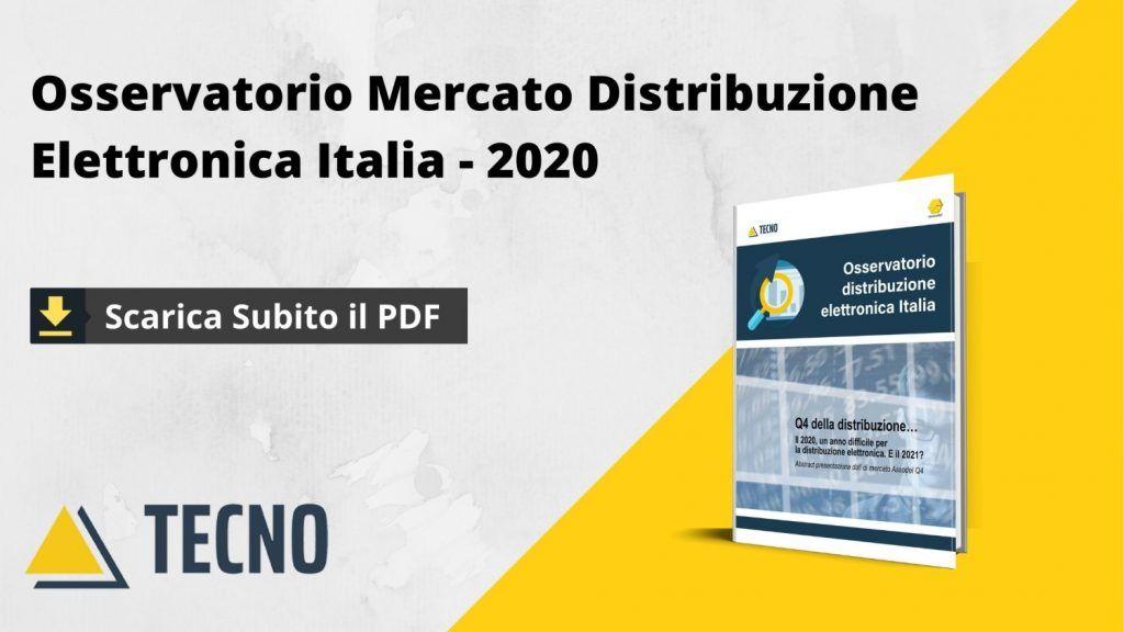 Call to action: Osservatorio Distribuzione eelttronica Italia scarica il report del Q4